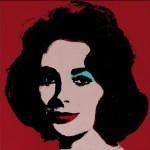 """Liz #5""  Andy Warhol"
