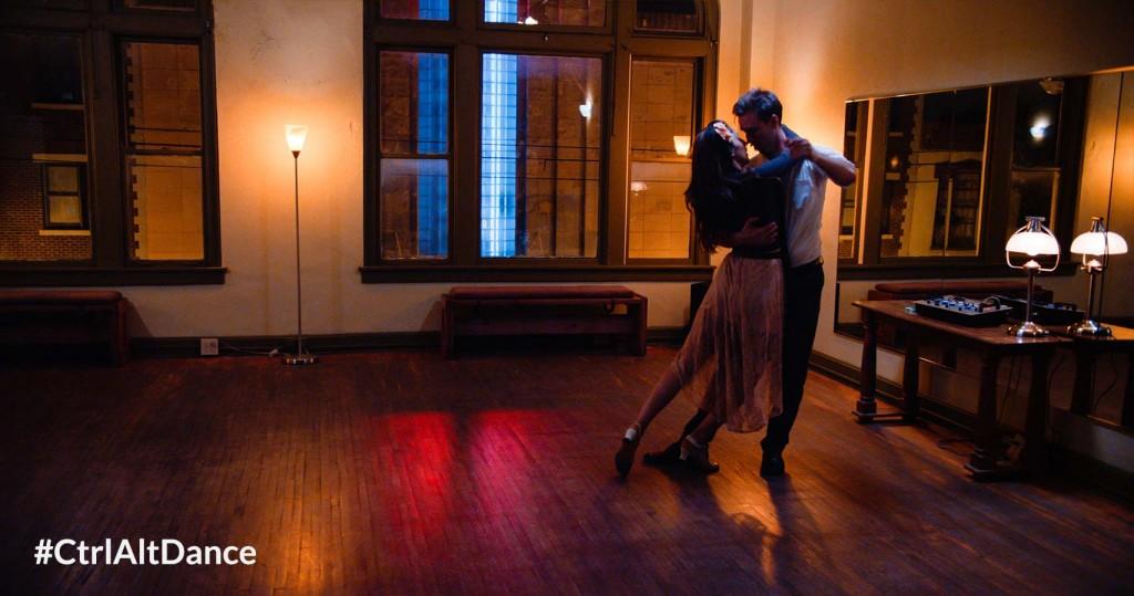 Dax Hock eta Sarah Breck swing-dantzari sonatuak protagonista nagusiak dira Ctrl+Alt+Dance filmean